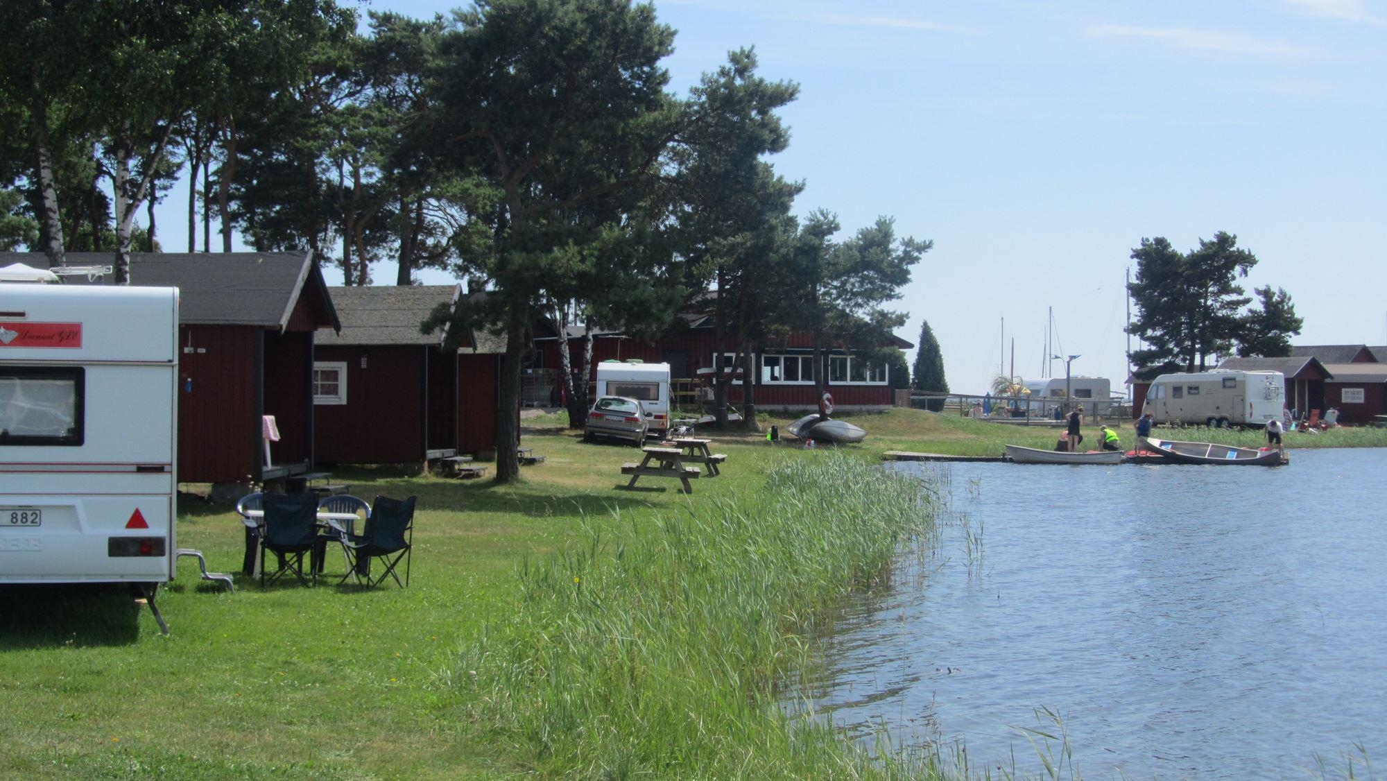 Dalskärs Camping/Stugor