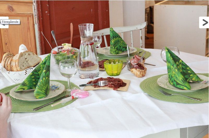 © Åbrånets Limousin, servering