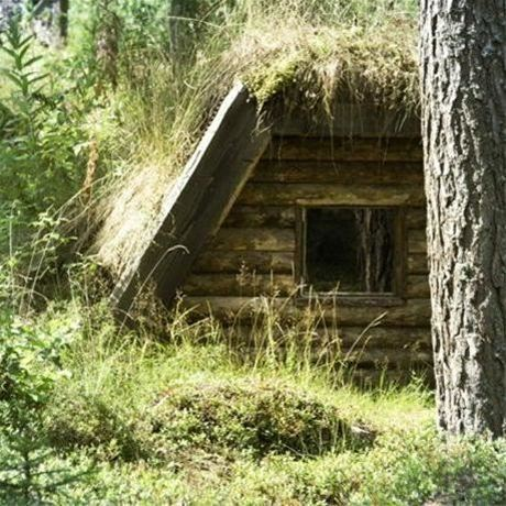 STF Jägarstugan wilderness Lodge