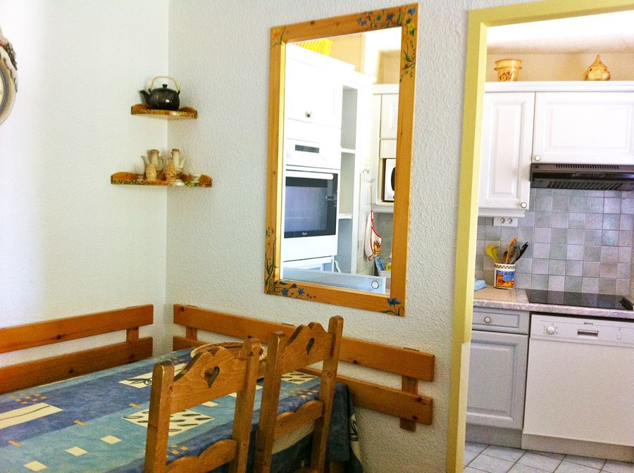 2 Rooms 5 Pers ski-in ski-out / CHANTENEIGE 710