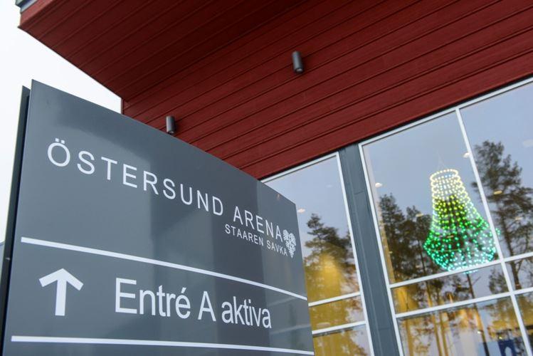 Göran Strand,  © Visit Östersund, Östersund arena