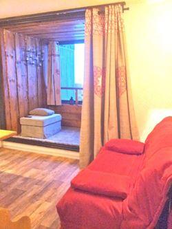 2 Rooms 5 Pers ski-in ski-out / BIELLAZ 52