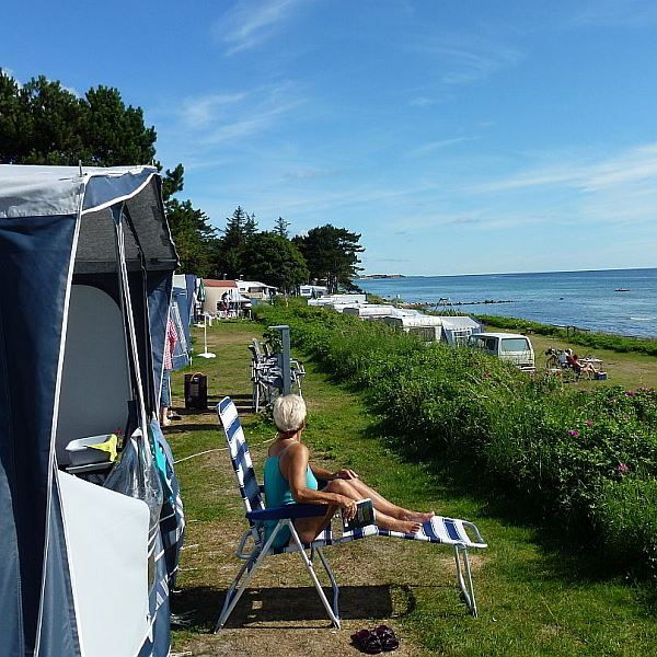 Ballen Strand Camping