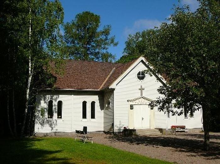 The church of Möljeryd