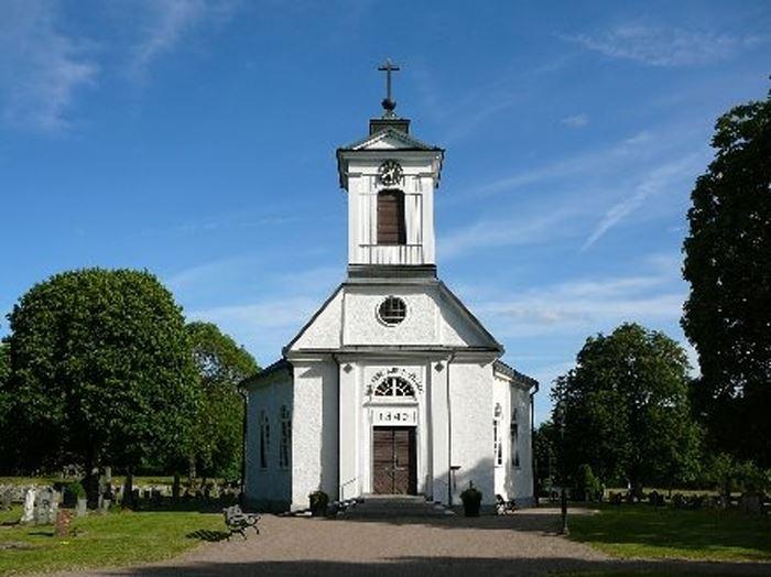 Öljehult church