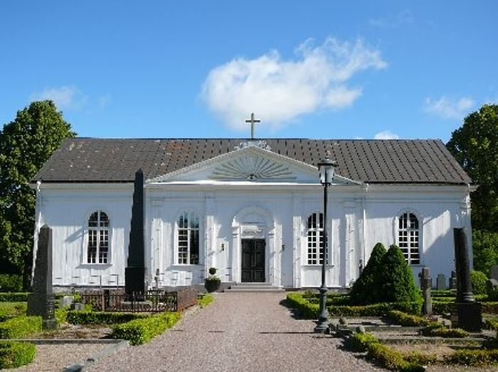 Eringsboda church