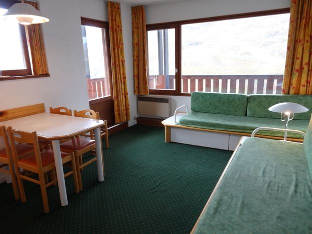 2 Rooms 5 Pers ski-in ski-out / NECOU 410