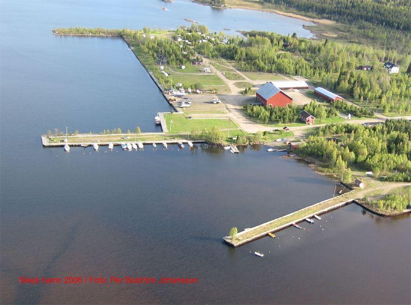 Per Boström Johansson,  © Sikeå Bätklubb, Sikeå Gästhamn