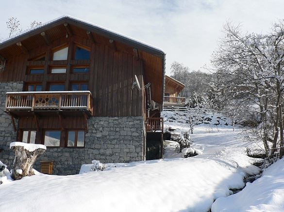 2 Rooms 4 Pers ski-in ski-out / LA SARETTE 1