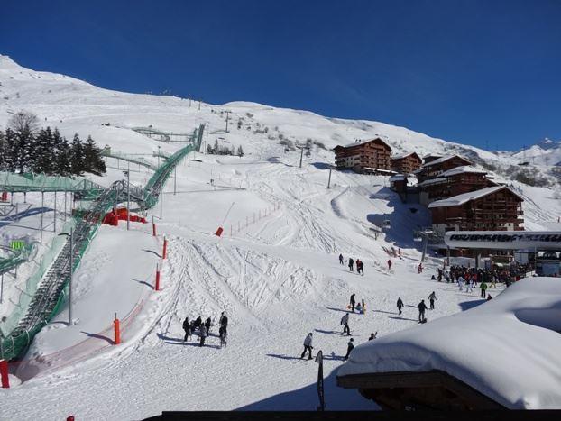 Studio cabine 4 Pers skis aux pieds / OREE DES PISTES 37