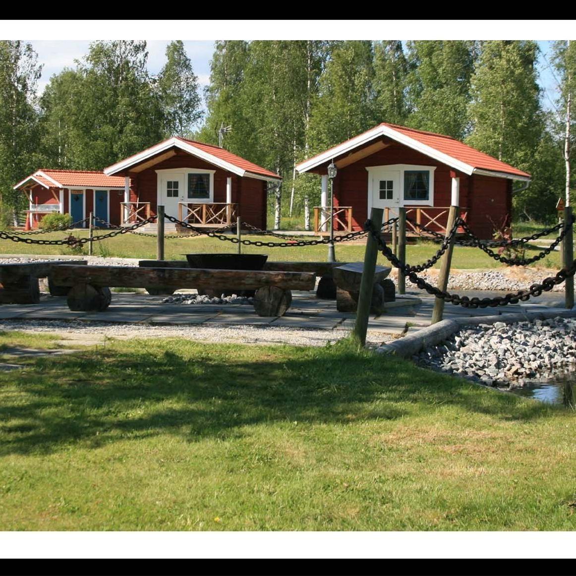 Mellansels Camping