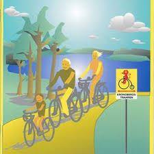 Bicycle tour Kronobergstrampen 350 km