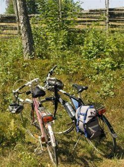 Bicycle tour Gemla 36 km