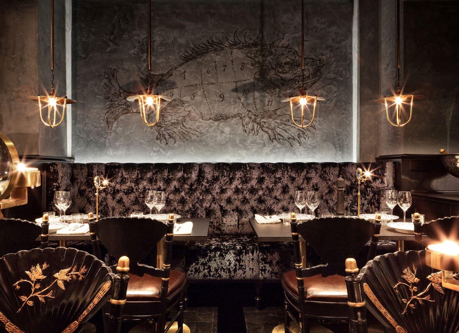 Ny restaurang i anslutning till Stora Hotellet