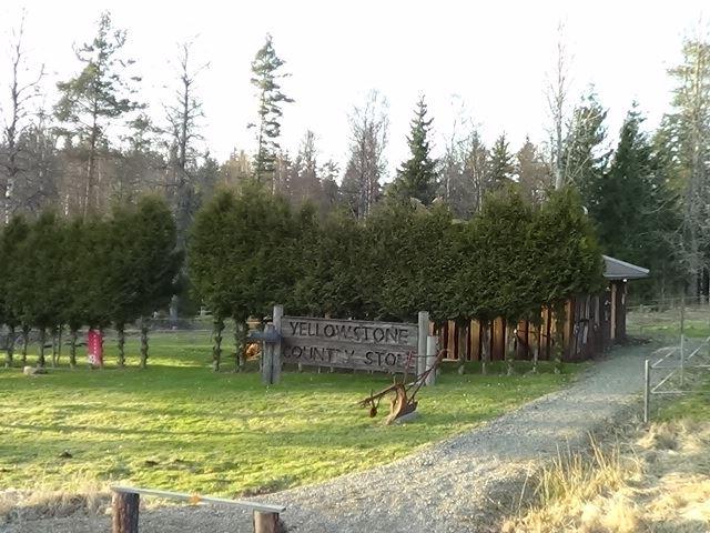 Korsberga-Lantbutik