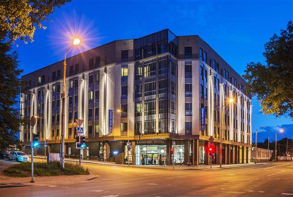 Comfort Hotel LT - Rock 'N' Roll Vilnius