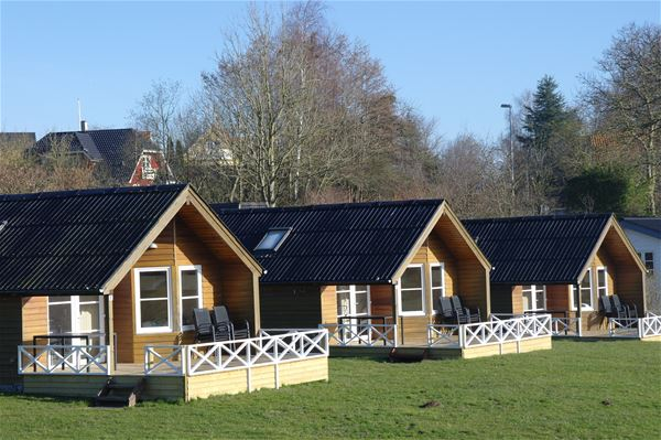 Laerkelunden Camping and Cabins.