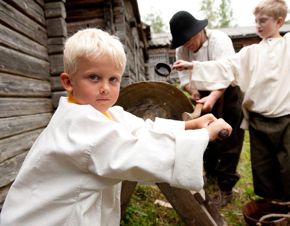 Fotograf: Björn Grankvist, Murberget - Västernorrland County Museum