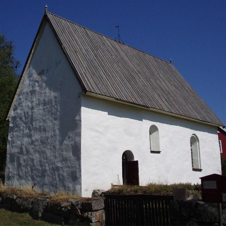 Högsjö old chruch