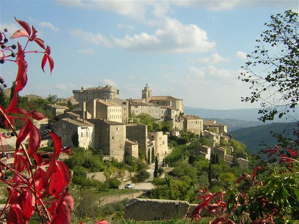 12. EXPERIENCE IN LUBERON