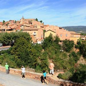 2.Baux de Provence and Luberon AM