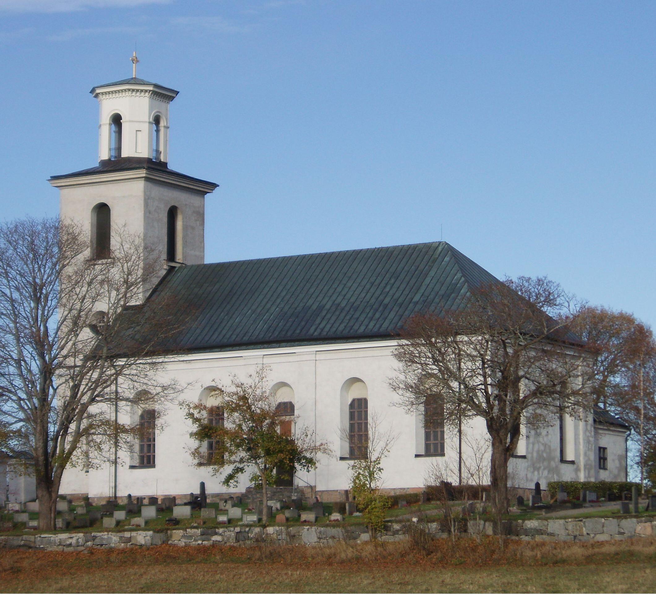 Häggdånger kyrka