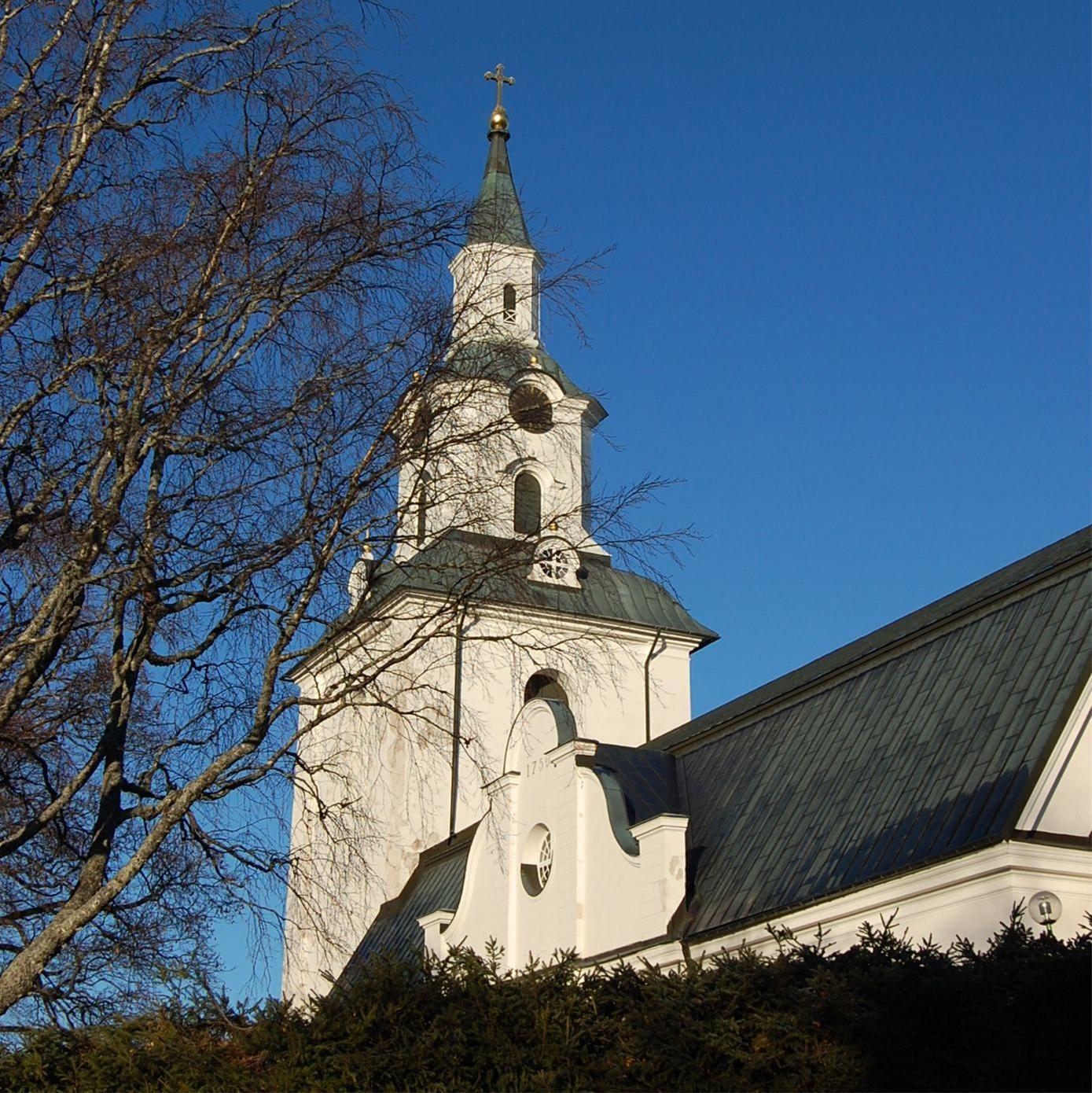 Säbrå church