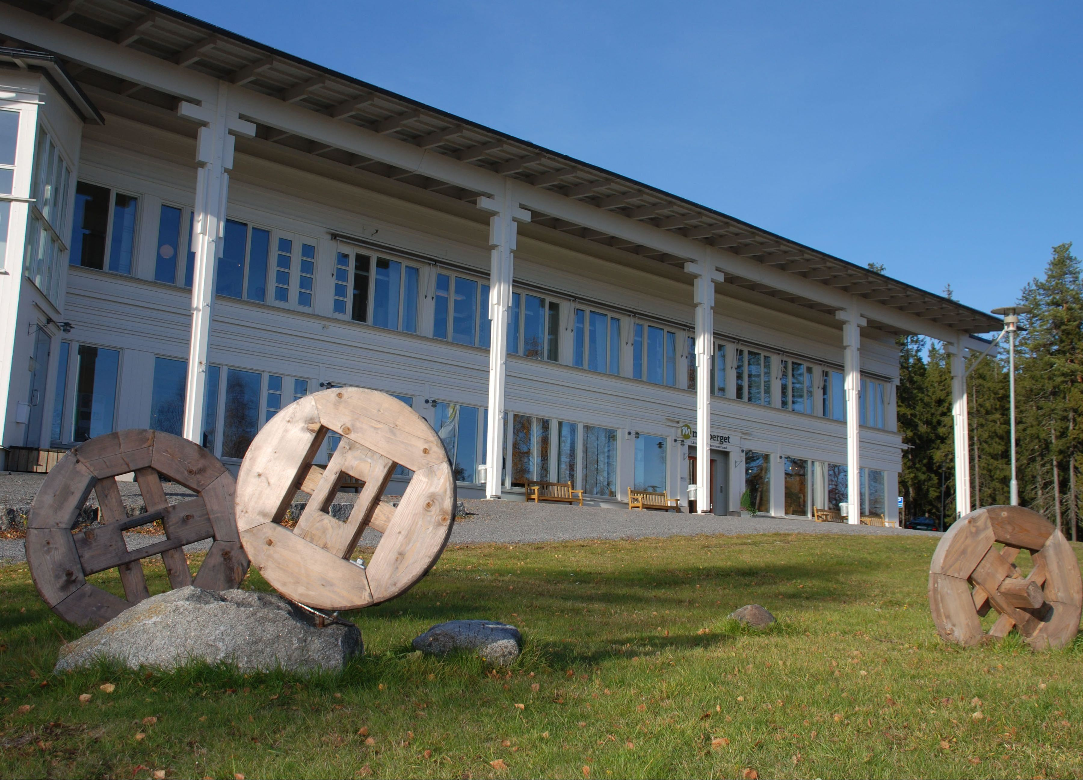 Murberget Museum Västernorrland