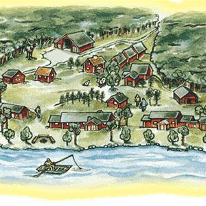 Kullbergs Konferens och kursgård, semesterby och vandrarhem