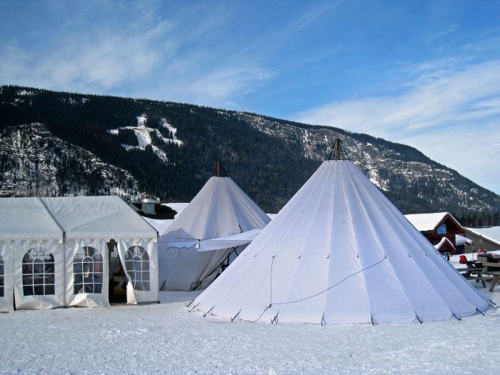Hafjell Resort,  © Hafjell Resort, Hafjell Event har lavvo for ditt arrangement i Hafjell