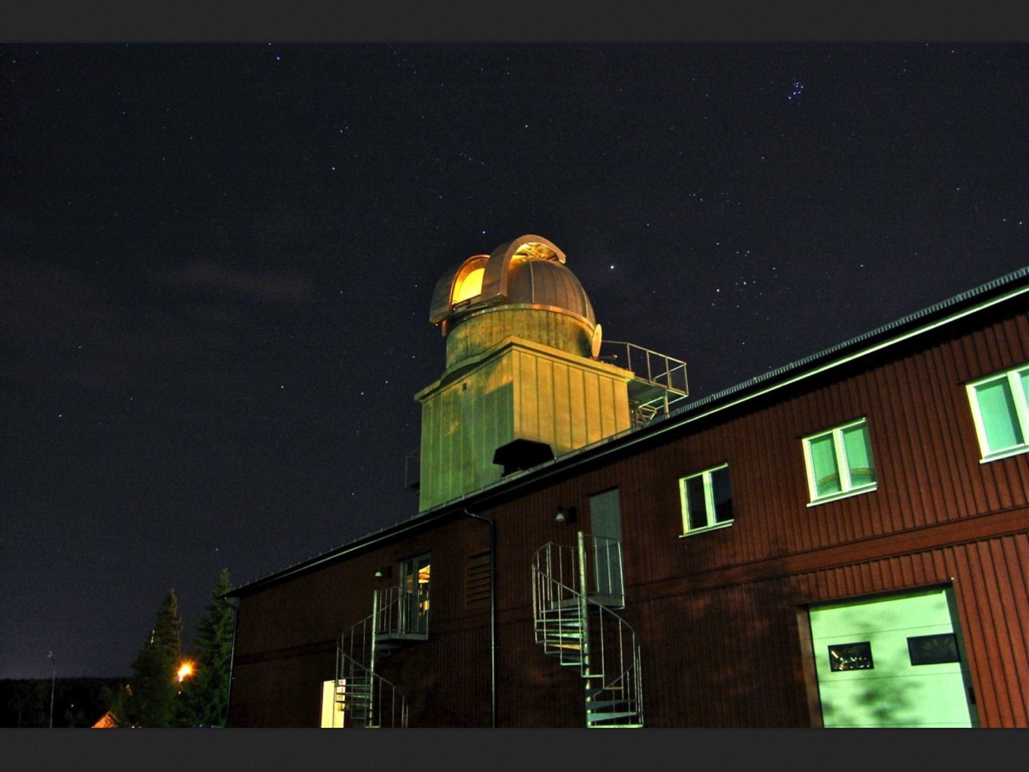 Umevatoriet - Umeå's observatory