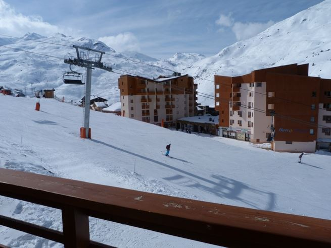 2 Rooms 4 Pers ski-in ski-out / BOEDETTE D 230