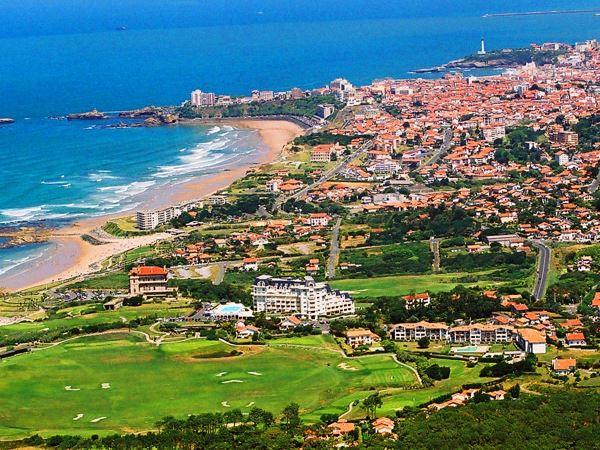 Résidence Appart-Hôtel Mer et Golf Eugénie