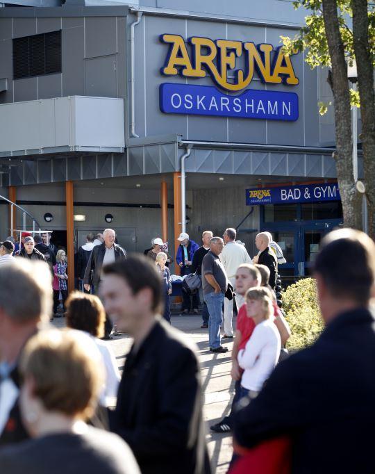 Arena Oskarshamn bad & gym