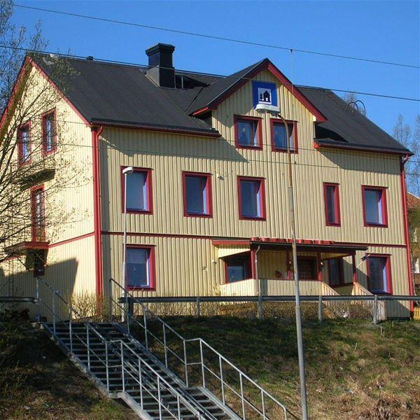 Vandrarhemmet Järnvägshuset