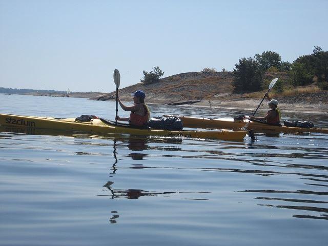 Multisport & Adventure in the archipelago of Karlskrona.