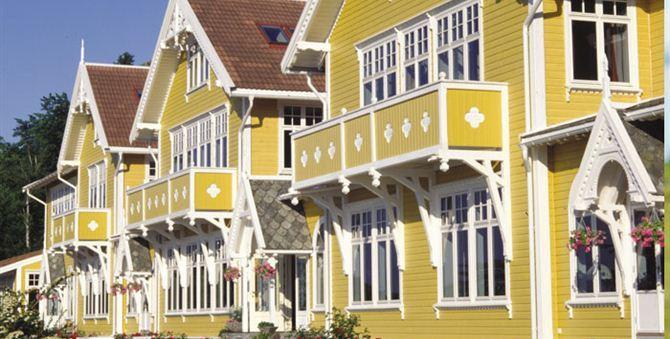 Solstrand Hotel og Bad
