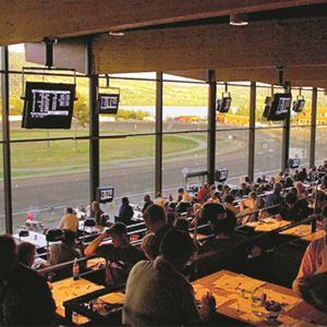 Biri travbane,  © Biri travbane, Biri racing track