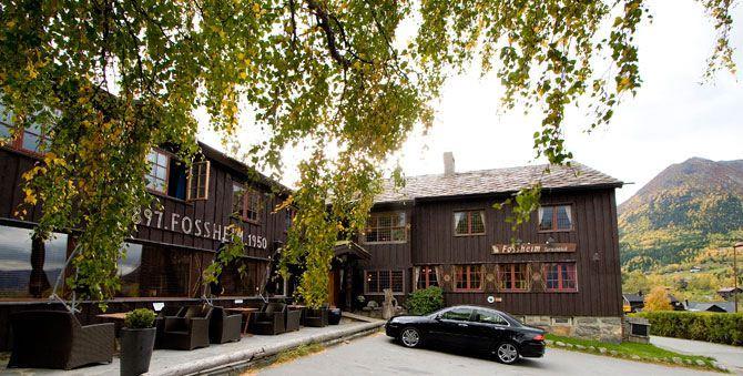 Fossheim Turisthotell