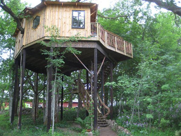 The Dollhouse and Korpaboet