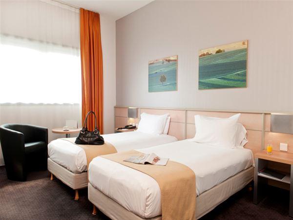 HOTEL NOVOTEL TOURS CENTRE GARE