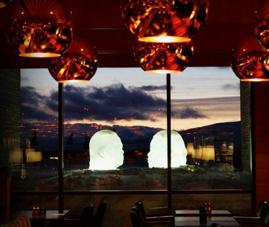 Copperhill Mountain Lodge restaurang