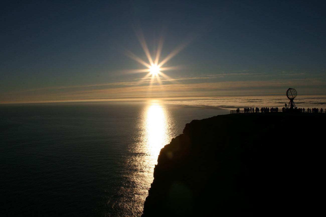 The Midnight Sun Ceremony