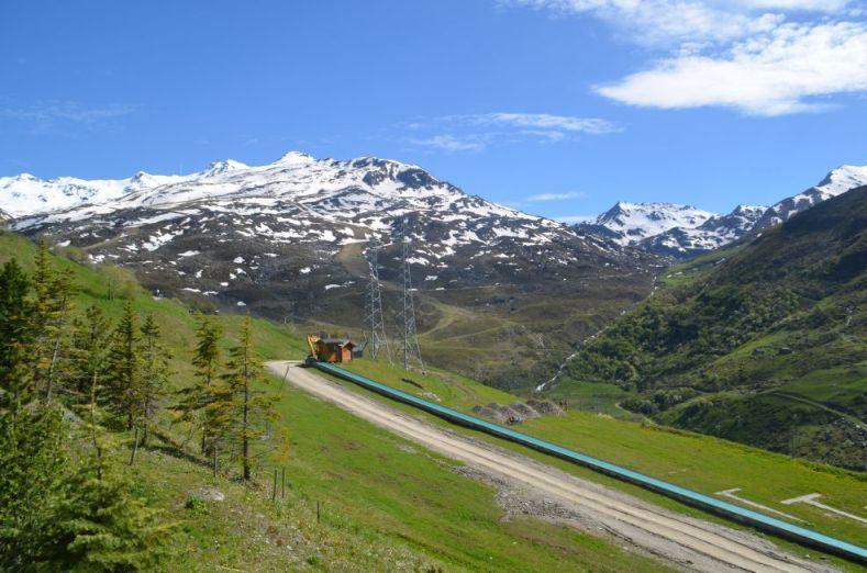 2 Pièces 4 Pers skis aux pieds / VALMONT 711