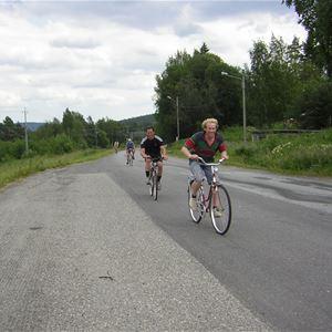 Cykelloppet Helgumssjön runt