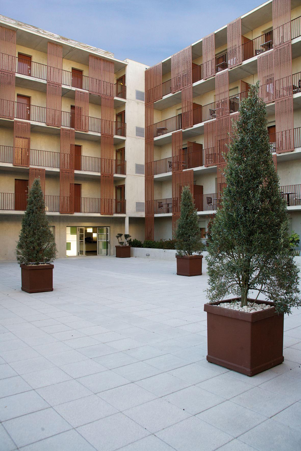 Lagrange City Montpellier Millénaire