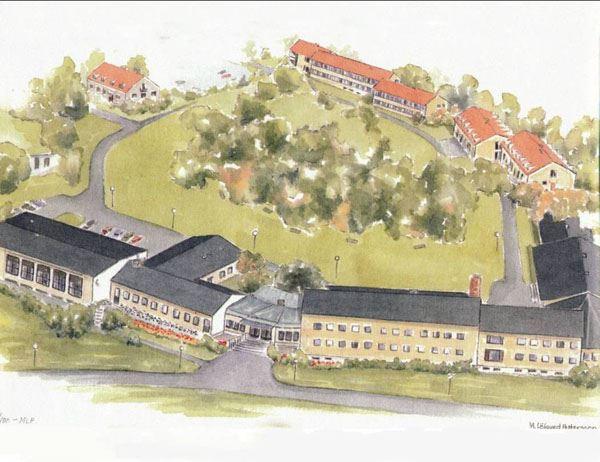 Vimmerby Folkhögskola Bed & Breakfast