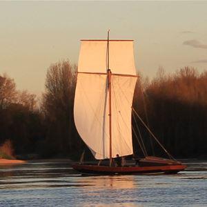 Balade sur la Loire 'Crépusculaire' Rochecorbon > Vouvray avec La Rabouilleuse