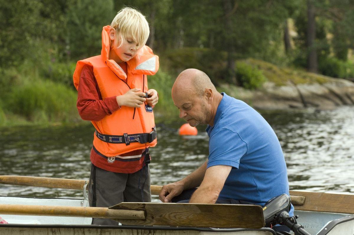 Fishing area Illeråssjön
