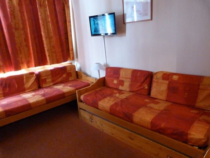 2 Rooms 5 Pers 150m from the slopes / MEDIAN 405